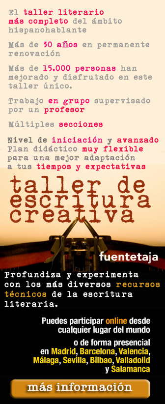 taller escritura fuentetaja