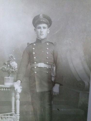 Juan Flor. Segundo marido de Teresa.