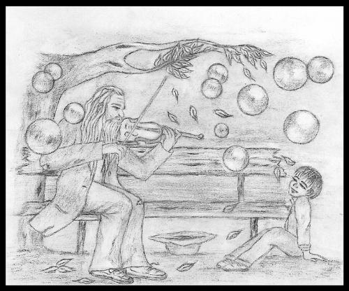 Melodía de burbujas
