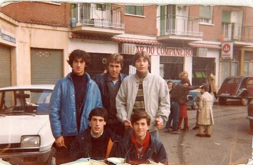 En nuestra calle sobre 1970