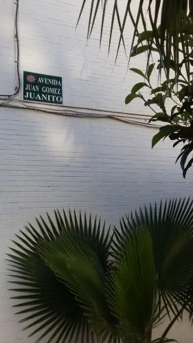 El actual nombre de la calle (antes, Daoíz y Velarde)