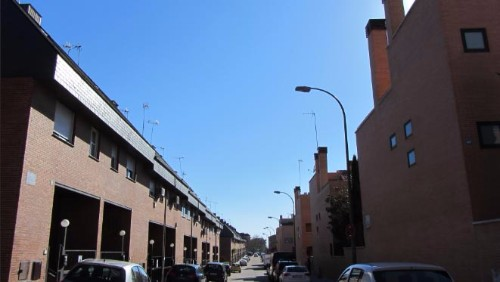 La Calle Habitada - Julia Fernández Plaza